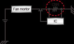 马达过电流保护电路