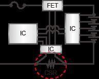 蓄电池剩余量检测电路