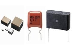 一张照片:薄膜电容器(电子机器用)