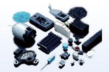 一张照片:车载设备用 长期可靠性PBT树脂成型材料