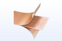 一张照片:加入内层电路的多层基板材料「PreMulti」