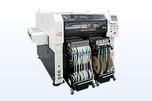 一张照片:电子元件实装关联系统