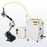 一张照片:机器人激光焊接系统