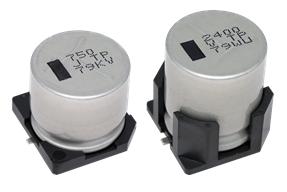 铝电解电容器 (表面贴装型)